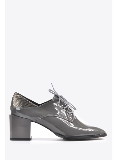 Vizon Ayakkabı Ayakkabı Gri